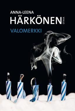 Härkönen, Anna-Leena - Valomerkki, e-kirja