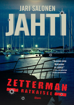 Salonen, Jari - Jahti, ebook