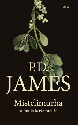 James, P. D. - Mistelimurha ja muita kertomuksia, ebook