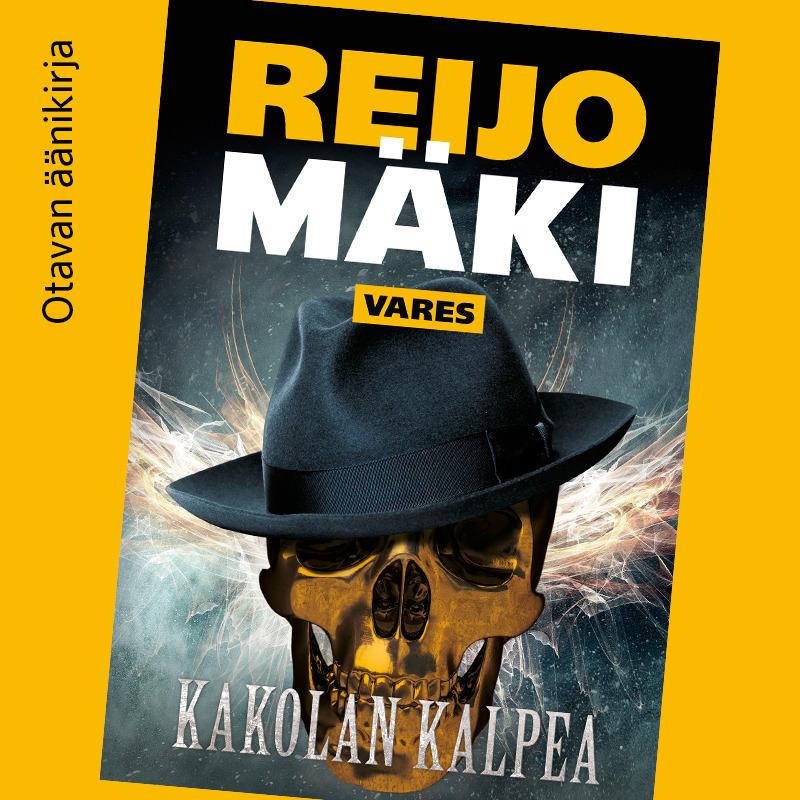 Mäki, Reijo - Kakolan kalpea, äänikirja