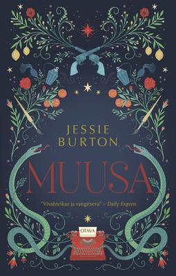 Burton, Jessie - Muusa, e-kirja