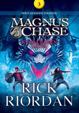 Riordan, Rick - Kuolleiden laiva: Magnus Chase 3, e-kirja