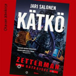 Salonen, Jari - Kätkö, äänikirja