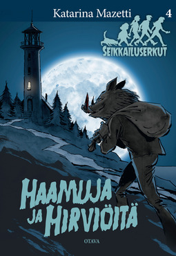 Mazetti, Katarina - Haamuja ja hirviöitä: Seikkailuserkut 4, e-kirja
