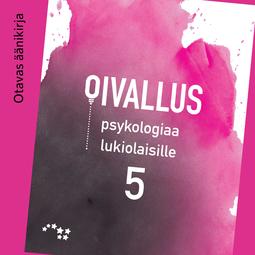 Lehtinen, Vilma - Oivallus 5 Äänite (OPS16), äänikirja