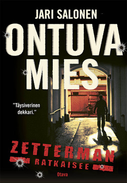 Salonen, Jari - Ontuva mies, ebook