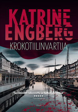 Engberg, Katrine - Krokotiilinvartija, e-kirja