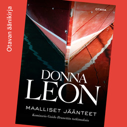 Leon, Donna - Maalliset jäänteet: Komisario Guido Brunettin tutkimuksia, äänikirja