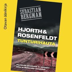 Hjorth, Michael - Tunturihauta, äänikirja