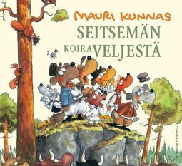 Kunnas, Mauri - Seitsemän koiraveljestä, äänikirja