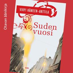 Hämeen-Anttila, Virpi - Suden vuosi, äänikirja