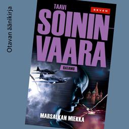 Soininvaara, Taavi - Marsalkan miekka, audiobook