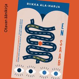 Ala-Harja, Riikka - En Saab, äänikirja