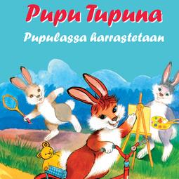Koskimies, Pirkko - Pupu Tupuna - Pupulassa harrastetaan, äänikirja