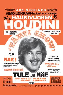 Nikkinen, Are - Haukivuoren Houdini: Aimo Leikkaan elämä ja kuolema, e-kirja