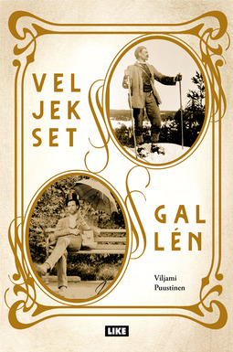 Puustinen, Viljami - Veljekset Gallén, ebook