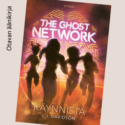 Davidson, I. l. - The Ghost Network - Käynnistä, audiobook