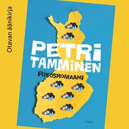 Tamminen, Petri - Rikosromaani, äänikirja