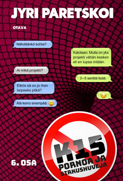 Paretskoi, Jyri - K15 - Pornoa ja sirkushuveja, ebook