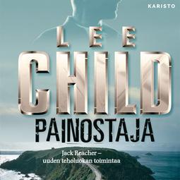 Child, Lee - Painostaja, audiobook