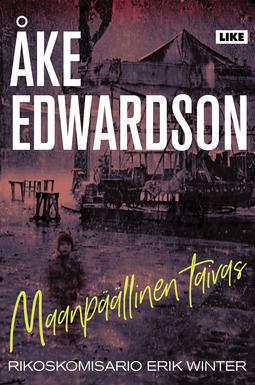 Edwardson, Åke - Maanpäällinen taivas, e-kirja