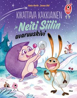 Harlin, Anttu - Kikattava Kakkiainen ja Neiti Siilin avaruuskivi, e-kirja