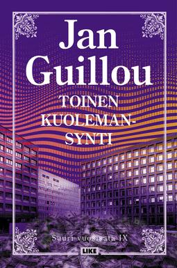 Guillou, Jan - Toinen kuolemansynti, ebook