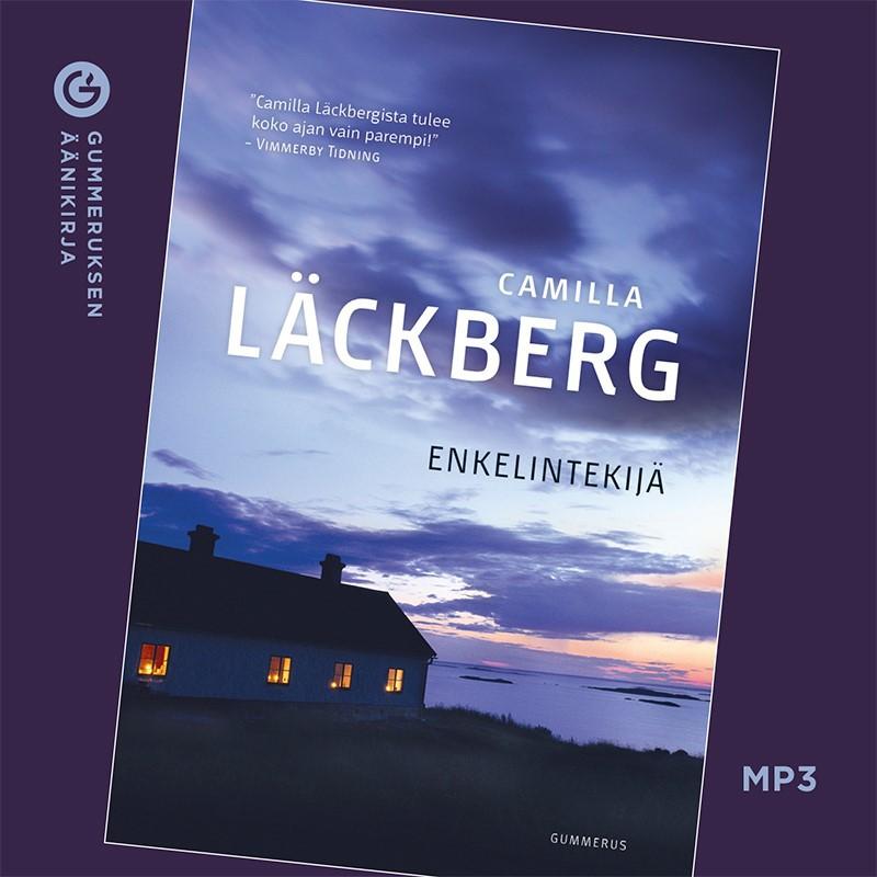 Läckberg, Camilla - Enkelintekijä, äänikirja