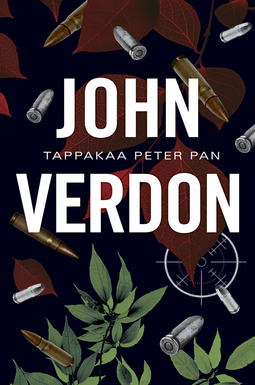 Verdon, John - Tappakaa Peter Pan, e-kirja