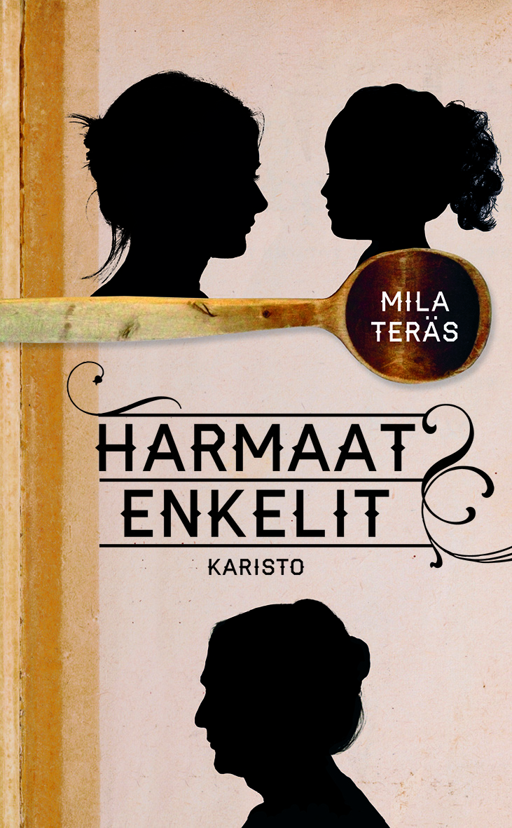 Teräs, Mila - Harmaat enkelit, ebook