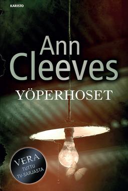 Cleeves, Ann - Yöperhoset, e-kirja