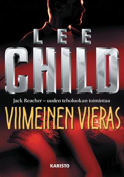 Child, Lee - Viimeinen vieras, e-kirja