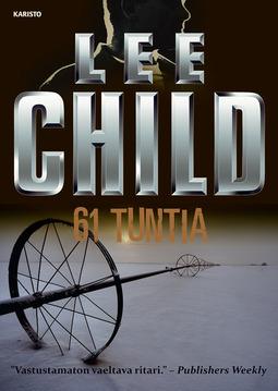 Child, Lee - 61 tuntia, e-kirja