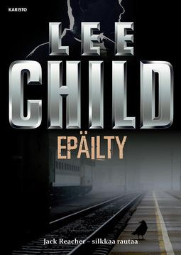 Child, Lee - Epäilty, e-kirja