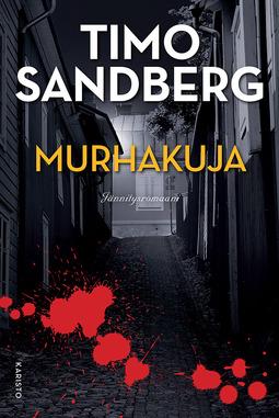 Sandberg, Timo - Murhakuja, e-kirja