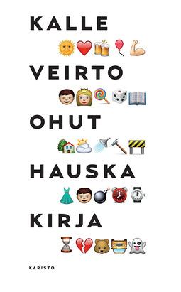 Veirto, Kalle - Ohut, hauska kirja, e-kirja