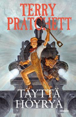 Pratchett, Terry - Täyttä höyryä, ebook