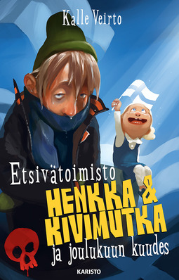 Veirto, Kalle - Etsivätoimisto Henkka & Kivimutka ja joulukuun kuudes, e-kirja