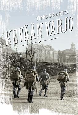 Saarto, Timo - Kevään varjo, ebook