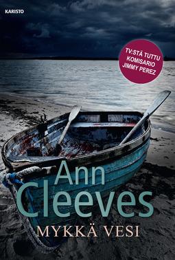 Cleeves, Ann - Mykkä vesi, e-kirja
