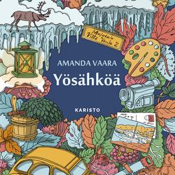 Vaara, Amanda - Yösähköä, audiobook