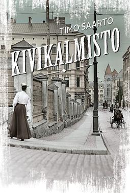 Saarto, Timo - Kivikalmisto, e-kirja
