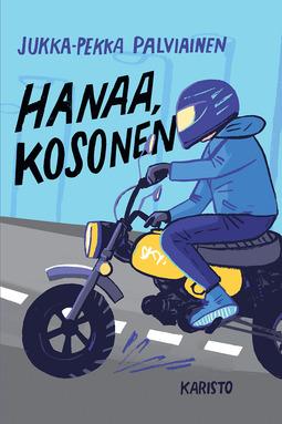 Palviainen, Jukka-Pekka - Hanaa, Kosonen, e-kirja