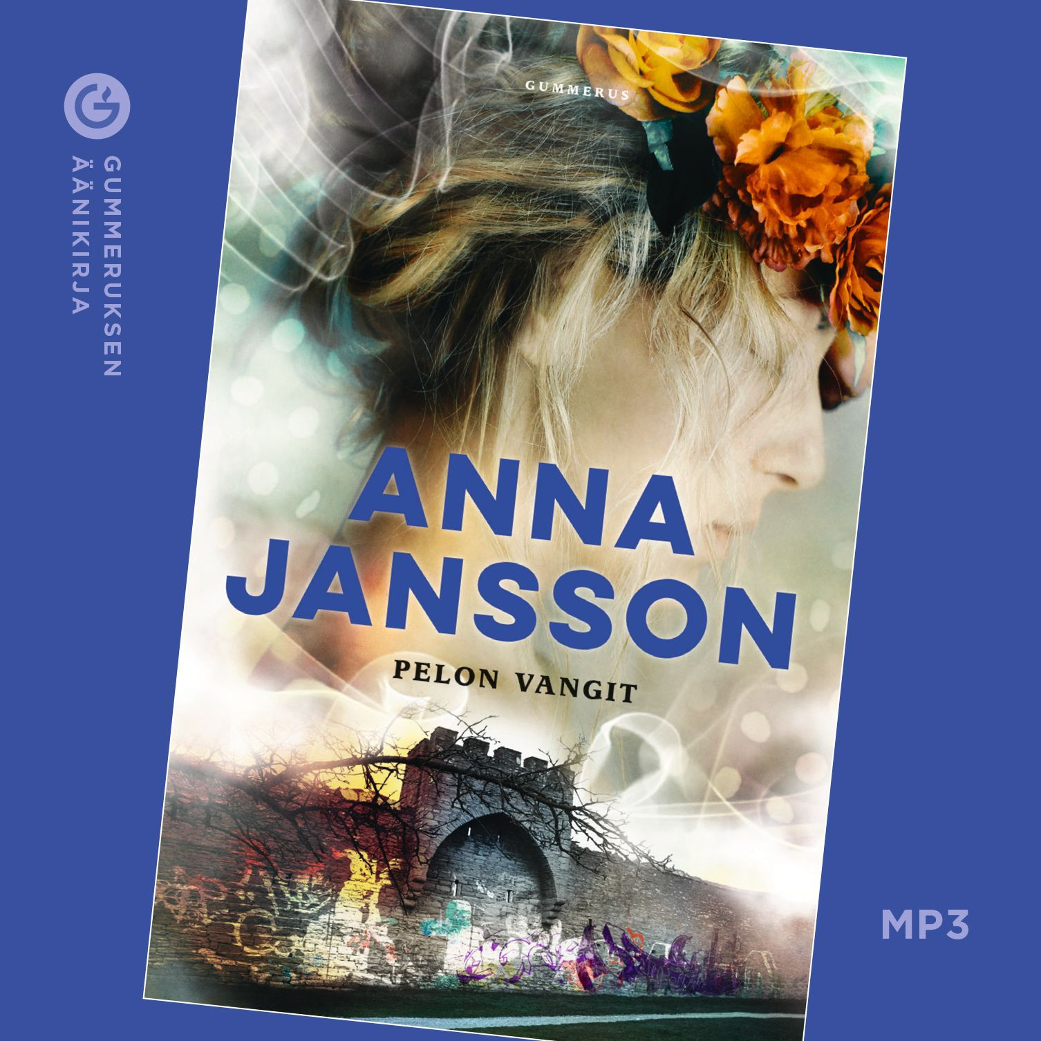 Jansson, Anna - Pelon vangit, äänikirja
