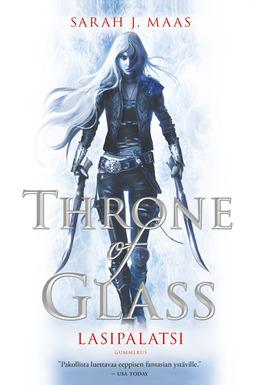 Maas, Sarah J. - Throne of Glass - Lasipalatsi, e-kirja