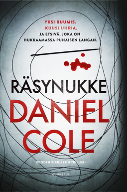 Cole, Daniel - Räsynukke, e-kirja
