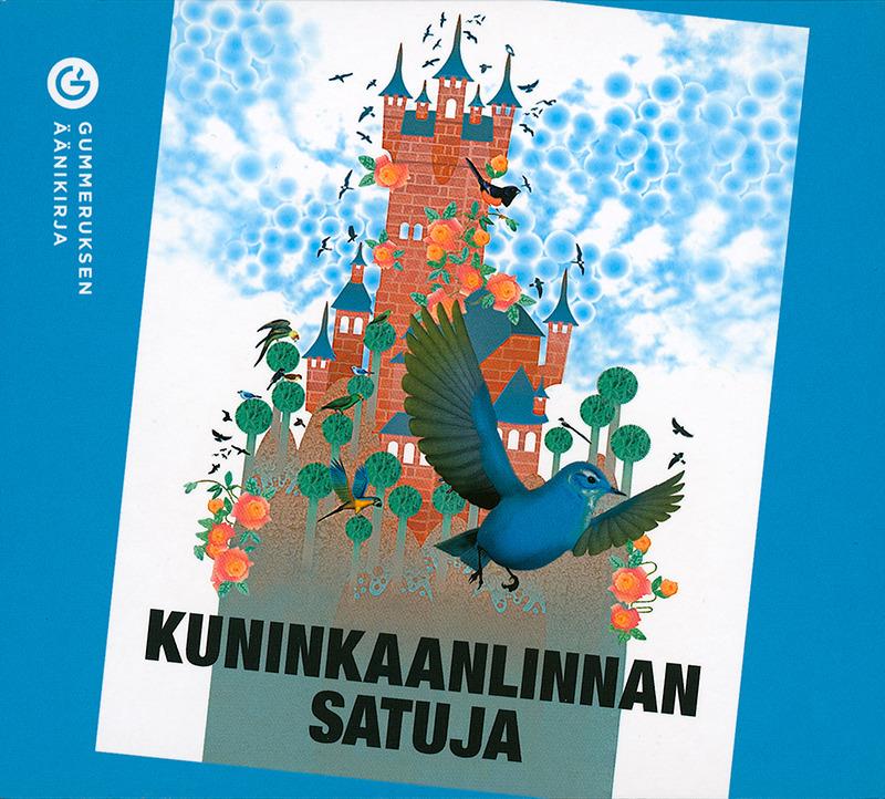 Pekurinen, Arja - Kuninkaanlinnan satuja, äänikirja