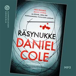 Cole, Daniel - Räsynukke, äänikirja