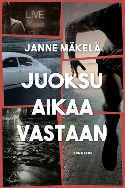 Mäkelä, Janne - Juoksu aikaa vastaan, e-kirja