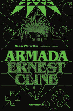 Cline, Ernest - Armada, e-kirja